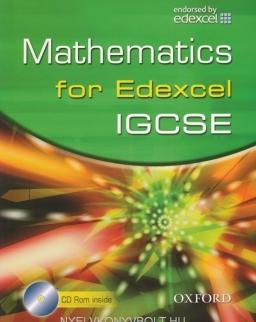 Mathematics for Edexcel IGCSE with CD-ROM
