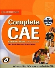Complete CAE Student's Book without answers witrh CD-ROM