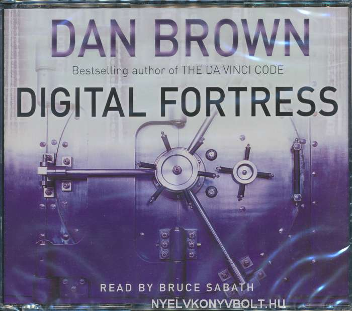 Dan Brown: Digital Fortress Abridged Audio Book (5 CDs)