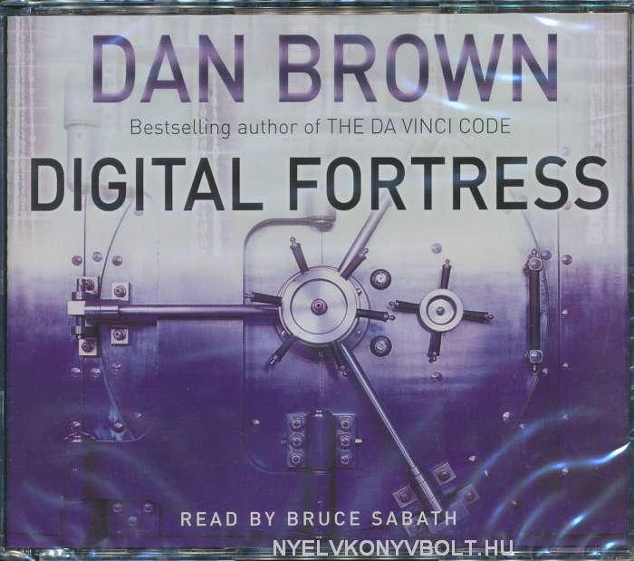 Dan Brown: Digital Fortress Abridged Audio Book (5 CDs)