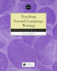 Teaching Second Language Writing - Interacting with Text