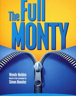 The Full Monty with Audio CD/CD-ROM - Pearson English Active Readers Level 4