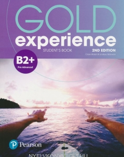 Gold Experience 2nd Edition Level B2+ Student's Book