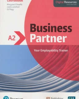 Business Partner Level A2 Student's Book with Digital Resources