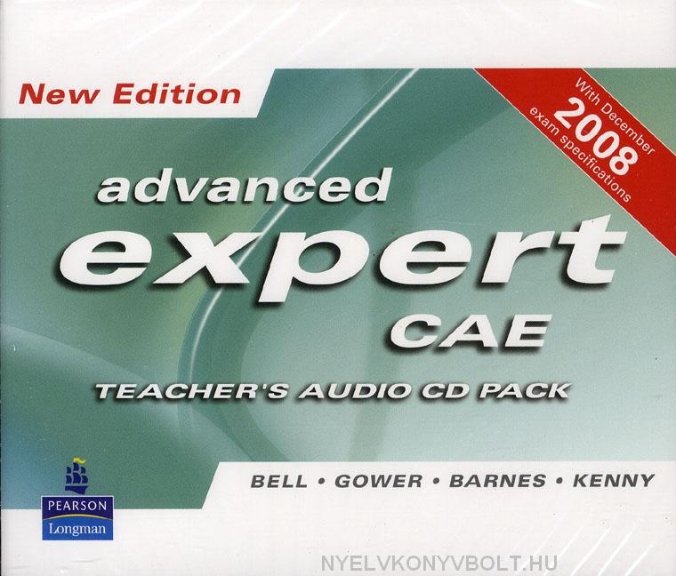 Advanced Expert CAE 2008 Teacher's Audio CDs (4)