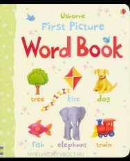 Word Book (Usborne First Picture Books)
