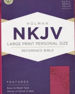 Holy Bible NKJV - Large Print Size
