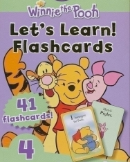 Winnie the Pooh Let's Learn! Flashcards