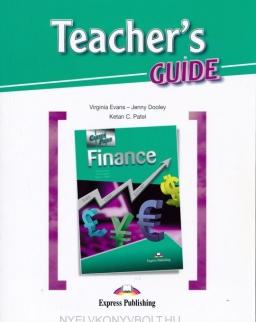 Career Paths - Finance Teacher's Guide