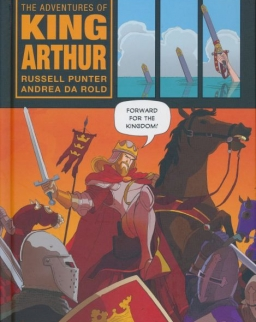 Usborne The Adventures of King Arthur (Usborne Graphic Legends)