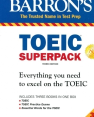Barron's TOEIC Superpack 3rd Edition