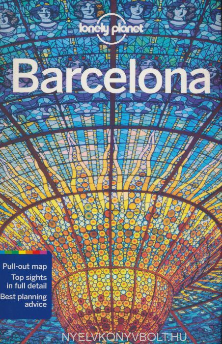 Lonely Planet - Barcelona City Guide (10th Edition)