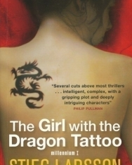 Stieg Larsson: The Girl with the Dragon Tattoo - (Millennium Trilogy 1 angol nyelven)