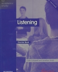 English for Academic Study: Listening Course Book and Audio CDs (2) (2009)