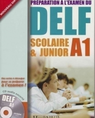 Préparation a l'examen du DELF A1, scolaire et junior Livre + Audio CD