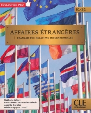 Affaires étrangeres - Niveaux B1/B2 - Livre de l'éleve + CD