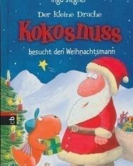 Der kleine Drache Kokosnuss besucht den Weihnachtsmann