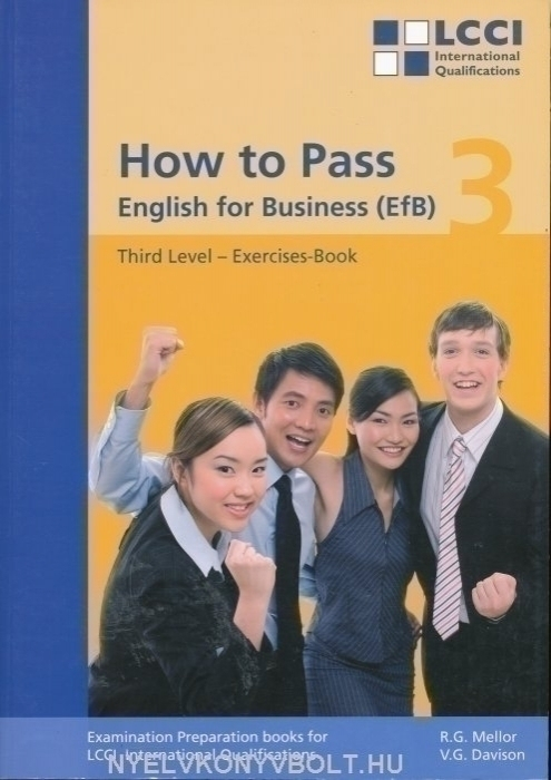How to Pass English for Business (EfB) Level 3