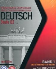 Thematisches Übungsbuch zur ECL Prüfungsvorbereitung Deutsch Stufe B2 Band 1 mit Online-Test und Übungsaufgaben