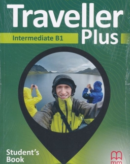 Traveller Plus Intermediate B1 Student's Book with Companion
