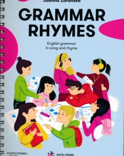 GRAMMAR RHYMES TEACHER'S PACK