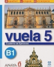 Vuela 5 (B1) Cuaderno de ejercicios