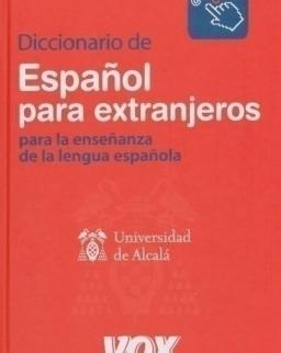 VOX Diccionario de Espanol para extranjeros- para la ensenanza de la lengua espanola - Acceso on line