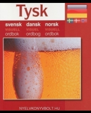 Tysk-Svensk-Dansk-Norsk Visuell Ordbok