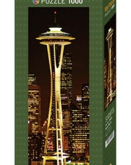 Heye Panorama Puzzle 1000 - Space Needle