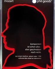 Süteményszaggató - Mozart sziluett