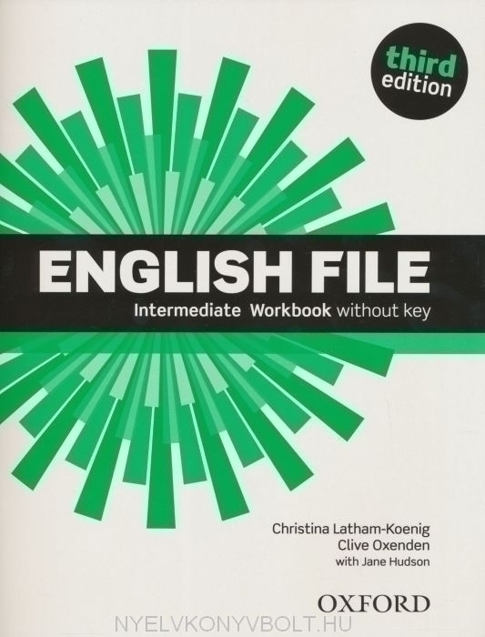 English File - 3rd Edition - Intermediate Workbook without Key