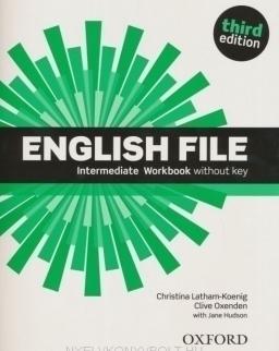 English File - 3rd Edition - Intermediate Workbook without Key