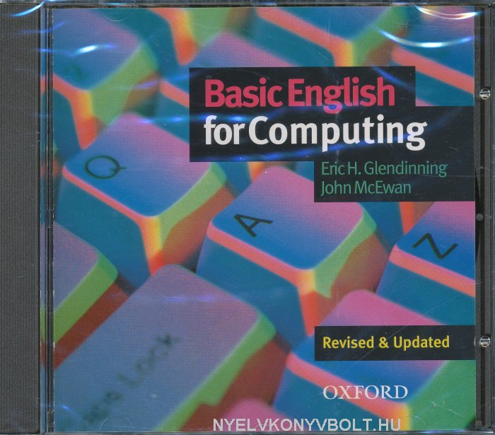 Basic English for Computing, New Edition Audio CD