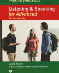 Improve Your Skills Listening & Speaking for Advanced Student's Book with Answer Key & 3 Audio CDs