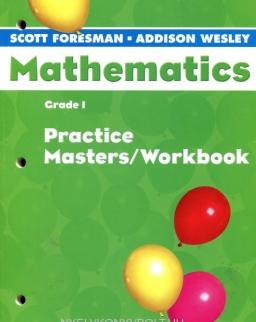 Mathematics Grade 1 Practice Masters/Workbook