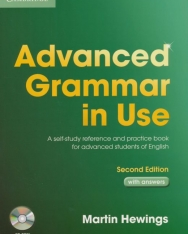 Advanced Grammar in Use With CD ROM 2nd Edition
