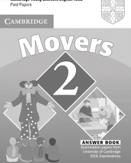 Cambridge Young Learners English Tests Movers 2 Answer Booklet
