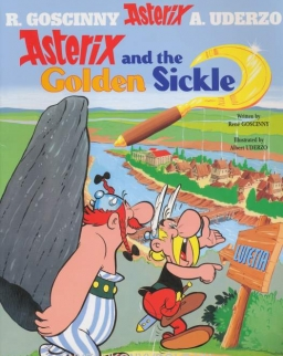 Asterix and the Golden Sickle (képregény)