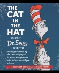 Dr. Seuss: The Cat in the Hat and Other Dr Seuss Favorites Unabridged - (Audio 2CDs)