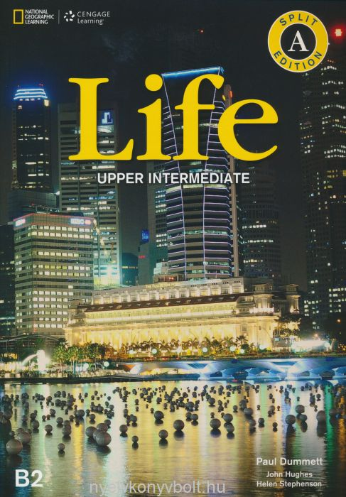 LIFE Upper-Intermedaite Split Edition A Student's Book with DVD and Workbook Audio CDs (2)