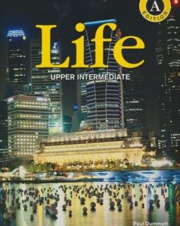 Life upper intermediate students book
