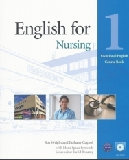 English for Nursing 1 Vocational English Course Book with CD-ROM