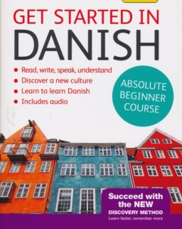 Teach Yourself Get Started in Danish with Audio CD -  Absolute Beginner Course