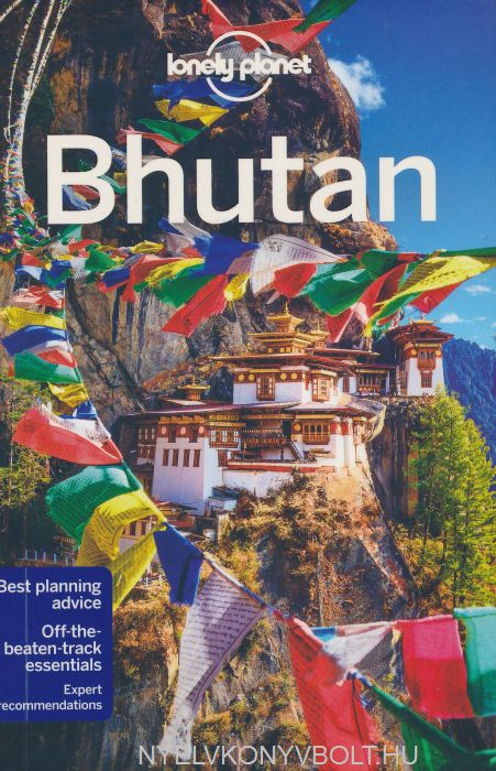 Lonely Planet - Bhutan Travel Guide (6th Edition)