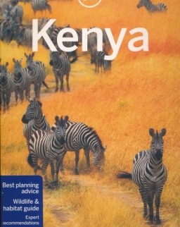 Lonely Planet - Kenya Travel Guide (10th Edition)