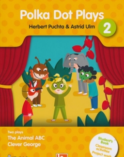 Ploka Dot Plays 2. - Two plays: The Animapl ABC, Clever George