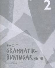 Grammatikövningar för sfi Del 2 Elevfacit