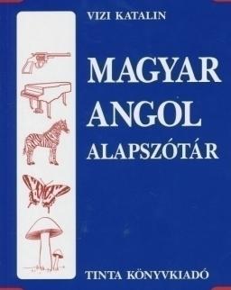 Magyar-angol alapszótár