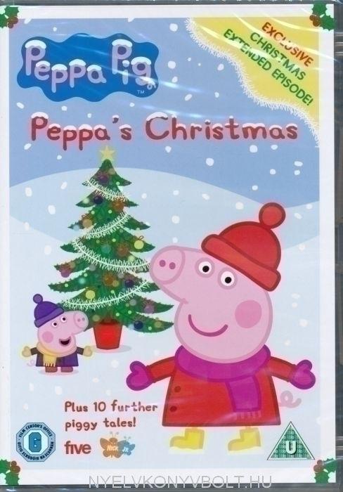 Peppa Pig - Peppa's Christmas DVD