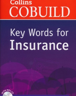 Collins Cobuild Key Words for Insurance with Downloadable Audio